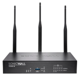 SonicWALL TZ300W Wireless UTM Firewall - 802.11ac, 2x800MHz cores, 5x1GbE interfaces, 1GB RAM, 64MB Flash (Hardware Only)