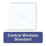 Sophos APX 740 Indoor Access Point with Central Standard Wireless for 1 Year