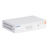 Sophos UTM 110/120 Security Gateway with 4 GE ports, HDD + Base License for Unlimited Users, with Power Cable US