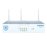 Sophos SG 105w Rev 2 Wireless Security Firewall with 4 GE ports, HDD + Base License for Unlimited Users (Appliance Only)
