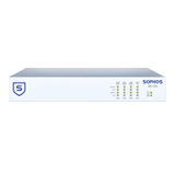 Sophos UTM SG 125 Security Firewall with 8 GE ports, HDD + Base License for Unlimited Users (Appliance Only)