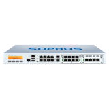 Sophos SG 430 Rev 2 Security Appliance with 8 GE ports, HDD + Base License for Unlimited Users (Appliance Only)