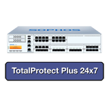 Sophos SG 650 Rev 2 Security Appliance TotalProtect Plus Bundle with 8GE ports, FullGuard License, Premium 24x7 Support - 1 Year