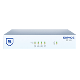 Sophos UTM SG 115 Security Firewall with 4 GE ports, HDD + Base License for Unlimited Users (Appliance Only)