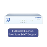 Sophos UTM SG 115 Security Appliance TotalProtect Bundle with 4 GE ports, FullGuard License, Premium 24x7 Support - 1 Year