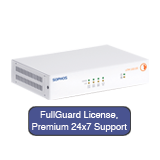 Sophos UTM 110/120 Firewall TotalProtect 110 Bundle with FullGuard 110 Subscription and Sophos 24x7 Premium Support - 3 Years
