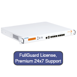Sophos UTM 220 Firewall TotalProtect 220 Bundle with FullGuard Subscription and 24x7 Premium Support - 3 Years