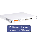 Sophos UTM 320 Firewall TotalProtect 320 Bundle with FullGuard Subscription and 24x7 Premium Support - 3 Years