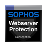 Sophos Webserver Protection Subscription for Sophos UTM625 Security Appliance - 1 Year