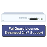 Sophos XG 115 Firewall TotalProtect Bundle with 4 GE ports, FullGuard License, 24x7 Support - 1 Year