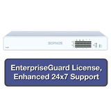 Sophos XG 135 Rev 2 Firewall EnterpriseProtect Bundle w/ 8 GE ports, EnterpriseGuard License, 24x7 Support - 1 Year