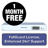 Sophos XG 135 Rev 3 Firewall TotalProtect Bundle - 1 Year + 1 Month FREE