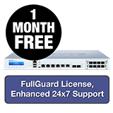 Sophos XG 210 Rev 3 Firewall TotalProtect Bundle - 1 Year + 1 Month FREE