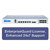 Sophos XG 230 Firewall EnterpriseProtect Bundle w/ 6 GE ports, EnterpriseGuard License, 24x7 Support - 3 Years