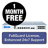 Sophos XG 230 Rev 2 Firewall TotalProtect Plus Bundle - 1 Year + 1 Month FREE