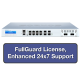Sophos XG 310 Firewall TotalProtect Bundle with 8x GE & 2x SFP ports, FullGuard License, 24x7 Support - 1 Year
