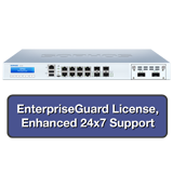 Sophos XG 330 Firewall EnterpriseProtect Bundle w/ 8 GE ports, EnterpriseGuard License, 24x7 Support - 3 Years