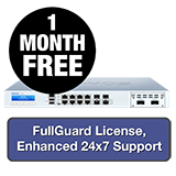Sophos XG 330 Rev 2 Firewall TotalProtect Plus Bundle - 1 Year + 1 Month FREE