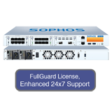 Sophos XG 450 Firewall TotalProtect Bundle with 8x GbE FleXi Port Module, FullGuard License, 24x7 Support - 2 Years