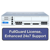 Sophos XG 550 Firewall TotalProtect Bundle with 8x GbE FleXi Port Module, FullGuard License, 24x7 Support - 3 Years