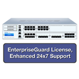 Sophos XG 650 Next-Gen Firewall EnterpriseProtect with 8x GbE FleXi Port Module, EnterpriseGuard License, 24x7 Support - 1 Year