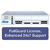 Sophos XG 450 Firewall TotalProtect Bundle with 8x GbE FleXi Port Module, FullGuard License, 24x7 Support - 1 Year