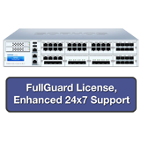 Sophos XG 750 Firewall TotalProtect Bundle with 8x GbE FleXi Port Module, FullGuard License, 24x7 Support - 1 Year