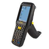 Wasp DT92 Mobile Computer Wi-Fi, 38 key