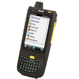Wasp Barcode HC1 Mobile Computer - Includes Stylus, Rechargeable Lithium-Ion Battery, AC charger, USB Cable, 1 Year Warranty