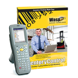 Wasp Barcode WDT3200 Mobile Computer with Pistol Grip and Additional Inventory Control Mobile License