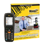 Wasp Barcode Inventory Control Software – Inventory Tracking Solution with DT10 Mobile Computer