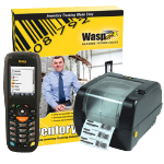 Wasp Barcode Inventory Control Software – Inventory Tracking Solution with DT10 & WPL305