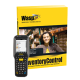 Wasp Barcode Inventory Control RF Pro - Inventory Tracking Solution with DT90 Mobile Computer - 5 Users