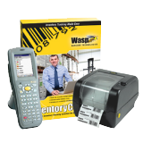 Wasp Barcode Inventory Control RF Enterprise – Inventory Tracking Solution with WDT3250 & WPL305