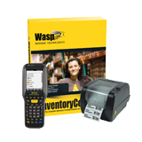 Wasp Barcode Inventory Control RF Pro - Inventory Tracking Solution with DT90 & WPL305 - 5 Users
