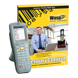 Wasp Barcode Inventory Control RF Enterprise – Inventory Tracking Solution with WDT3250