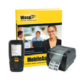 Wasp Barcode MobileAsset Asset Tracking Standard Edition with DT60 (QWERTY) & WPL305 - 1-User