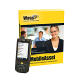Wasp Barcode MobileAsset Asset Tracking Pro Edition with HC1 Mobile Computer - 5-Users