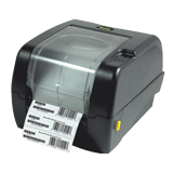 Wasp Barcode WPL305 Desktop Barcode Printer with Peeler