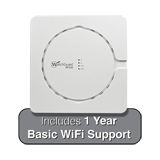 WatchGuard AP120 Indoor Access Point and 1-Year Basic Wi-Fi License