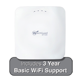 WatchGuard AP420 Indoor Access Point and 3-Year Basic Wi-Fi License
