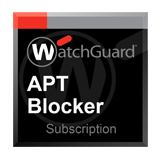 WatchGuard APT Blocker 1-Year Subscription for Firebox M400 UTM Firewall