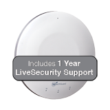 WatchGuard AP102 Indoor Access Point and 1-Year LiveSecurity Bundle (12x5 Support Contract)