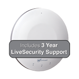 WatchGuard AP300 Indoor Access Point and 3-Years LiveSecurity Bundle (12x5 Support Contract)