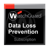 WatchGuard XTM 850 3-Year Subscription Data Loss Prevention