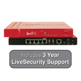 WatchGuard Firebox T30-W (Wireless) with 3-Years Standard Support