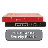 WatchGuard Firebox T30-W (Wireless) with 3-Years Security Suite