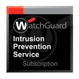 WatchGuard XTM 33/33-W 1-Year Subscription Intrusion Prevention Service