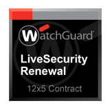 WatchGuard AP320 Indoor Access Point 1-Year LiveSecurity Renewal