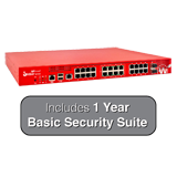 WatchGuard Firebox M440 UTM Firewall with 1-Year Basic Security Suite